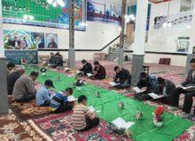 برگزاری سفره قرآنی