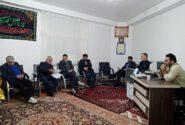 جلسه ی اعضای شورای اسلامی مایان سفلی